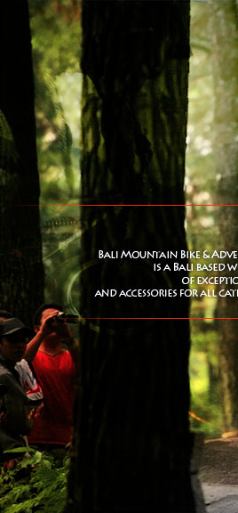 Bali Mountain Bike & Adventure Sport